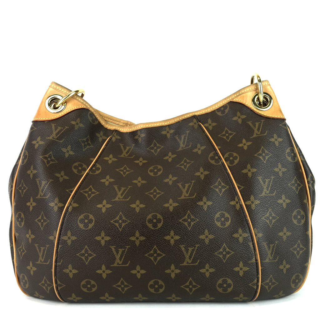 Galliera PM Monogram Canvas Bag