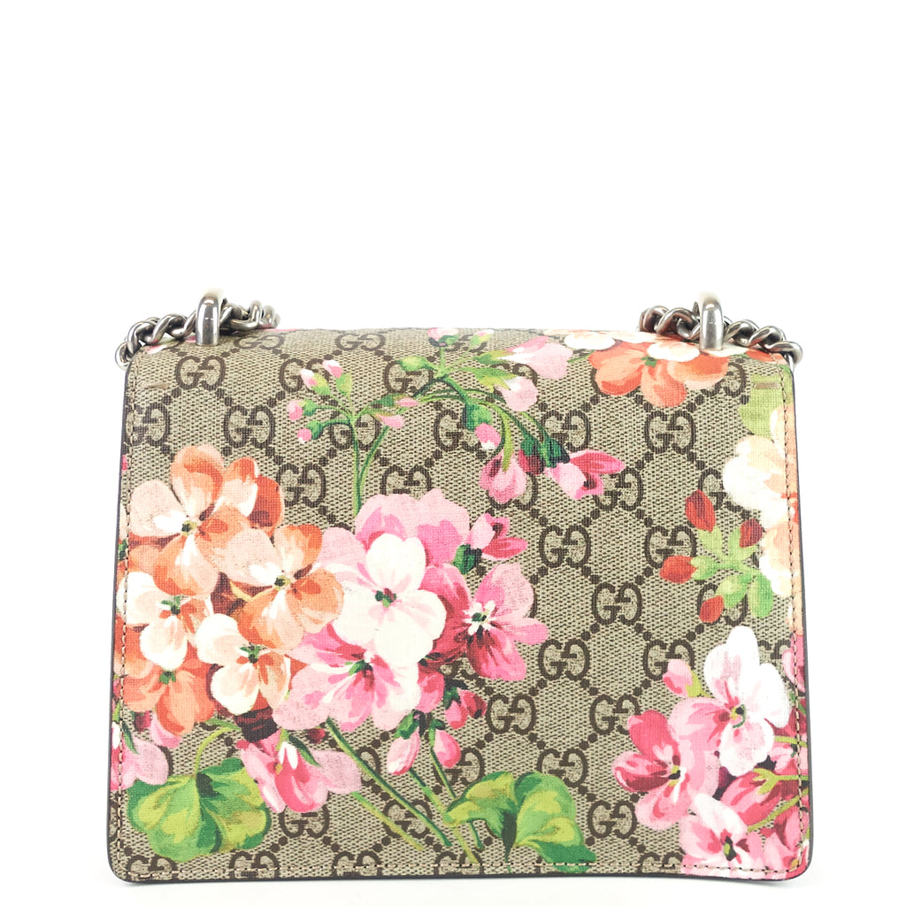 Dionysus Supreme Monogram Canvas Floral Print Mini Bag