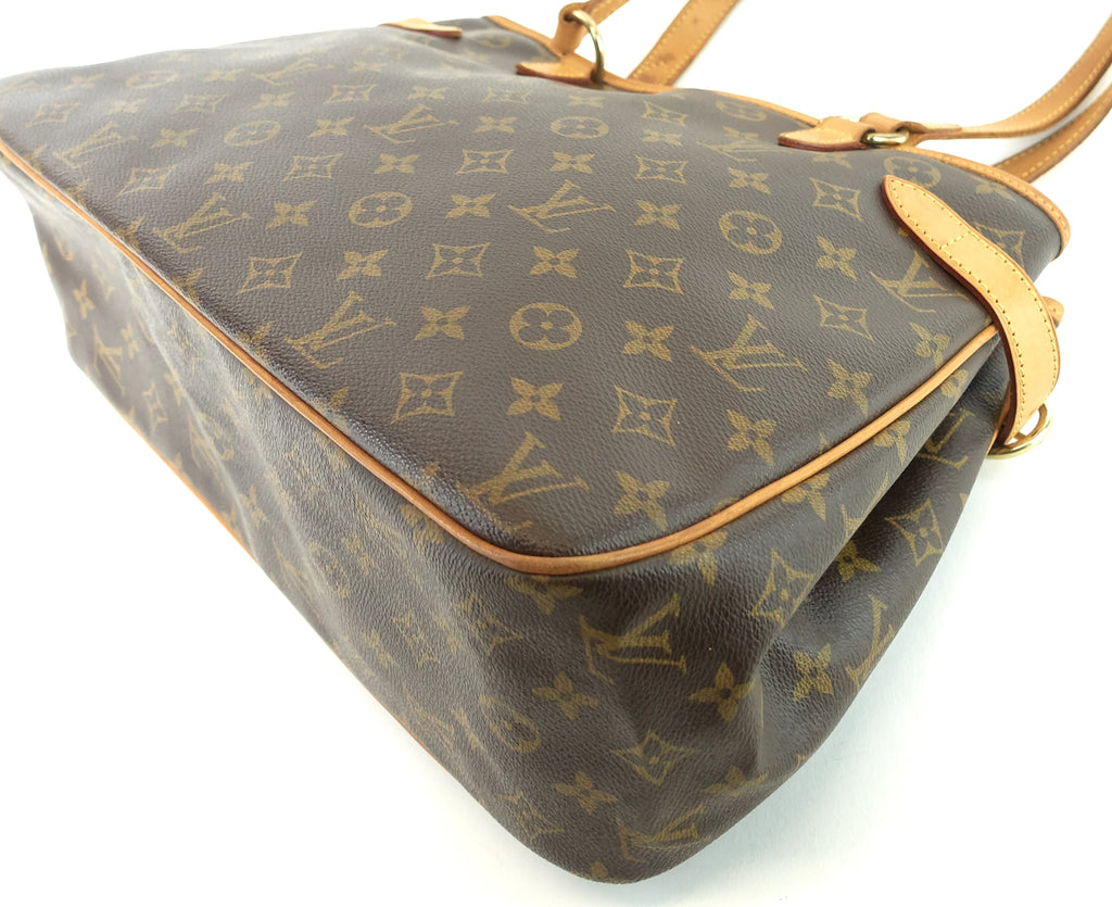 Batignolles Monogram Canvas Horizontal Bag