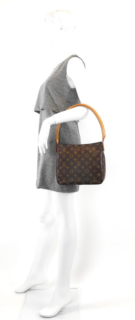 Looping MM Monogram Canvas Bag