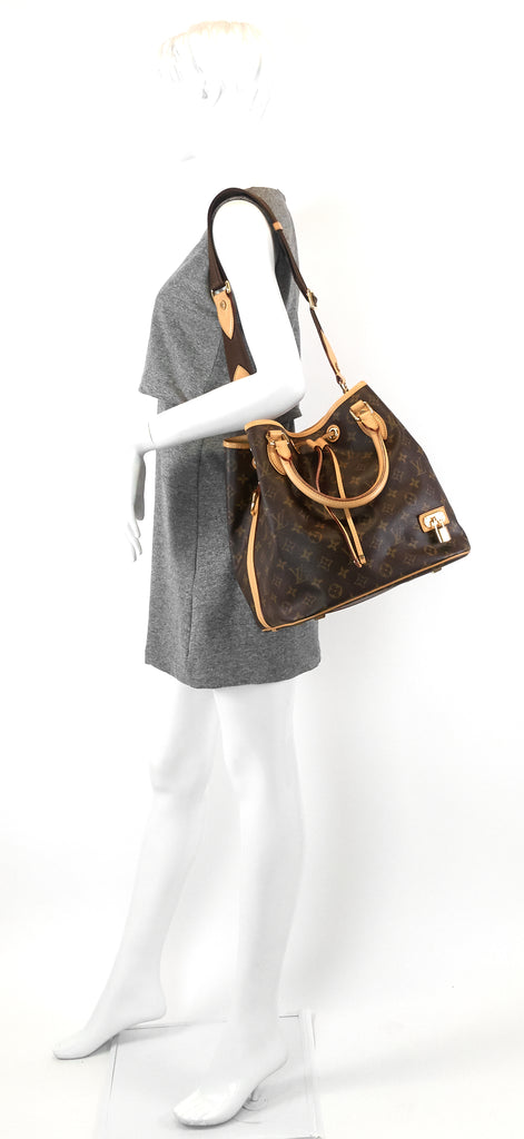 Neo Monogram Canvas Bag