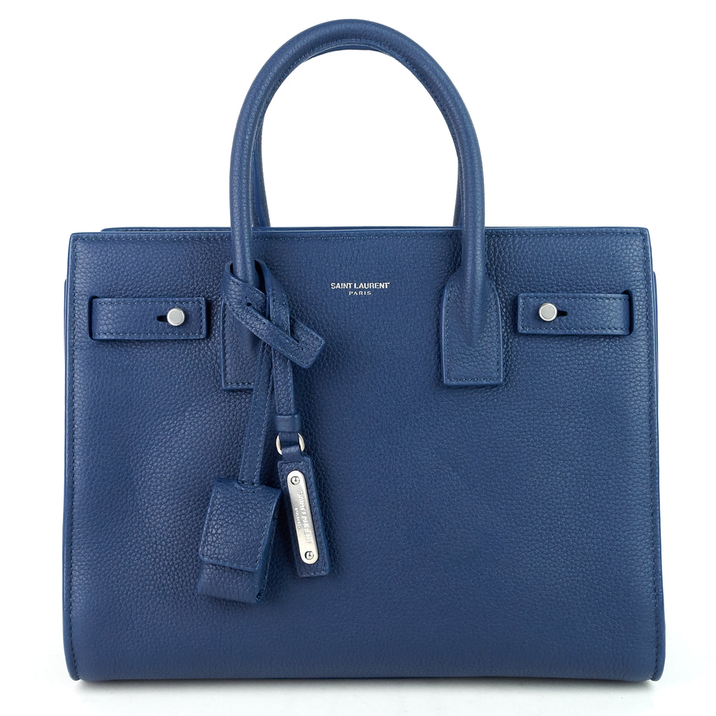 Sac De Jour Baby Grained Calf Leather Bag