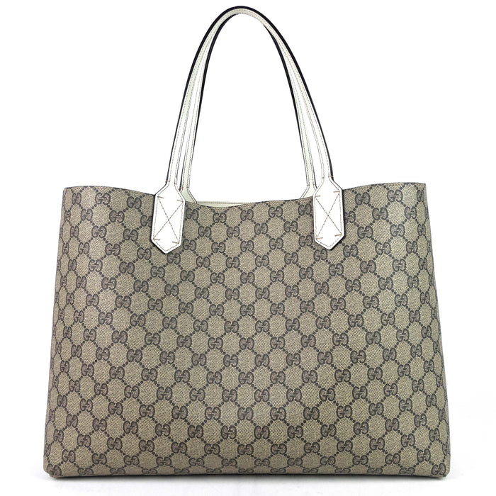 Reversible Medium Monogram Canvas Bag
