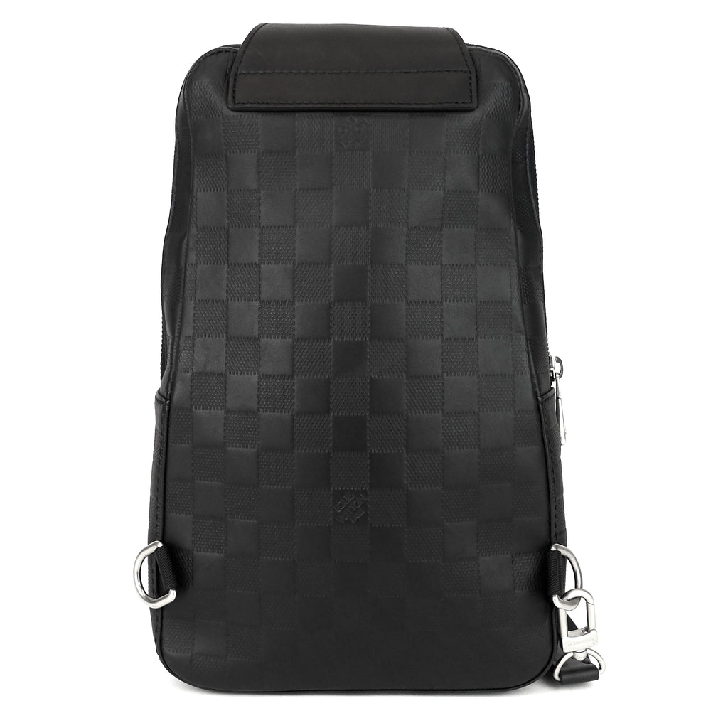 Avenue Sling Damier Infini Leather Bag