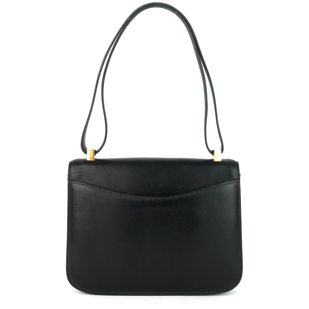 Constance 23 Box Calf Leather Bag