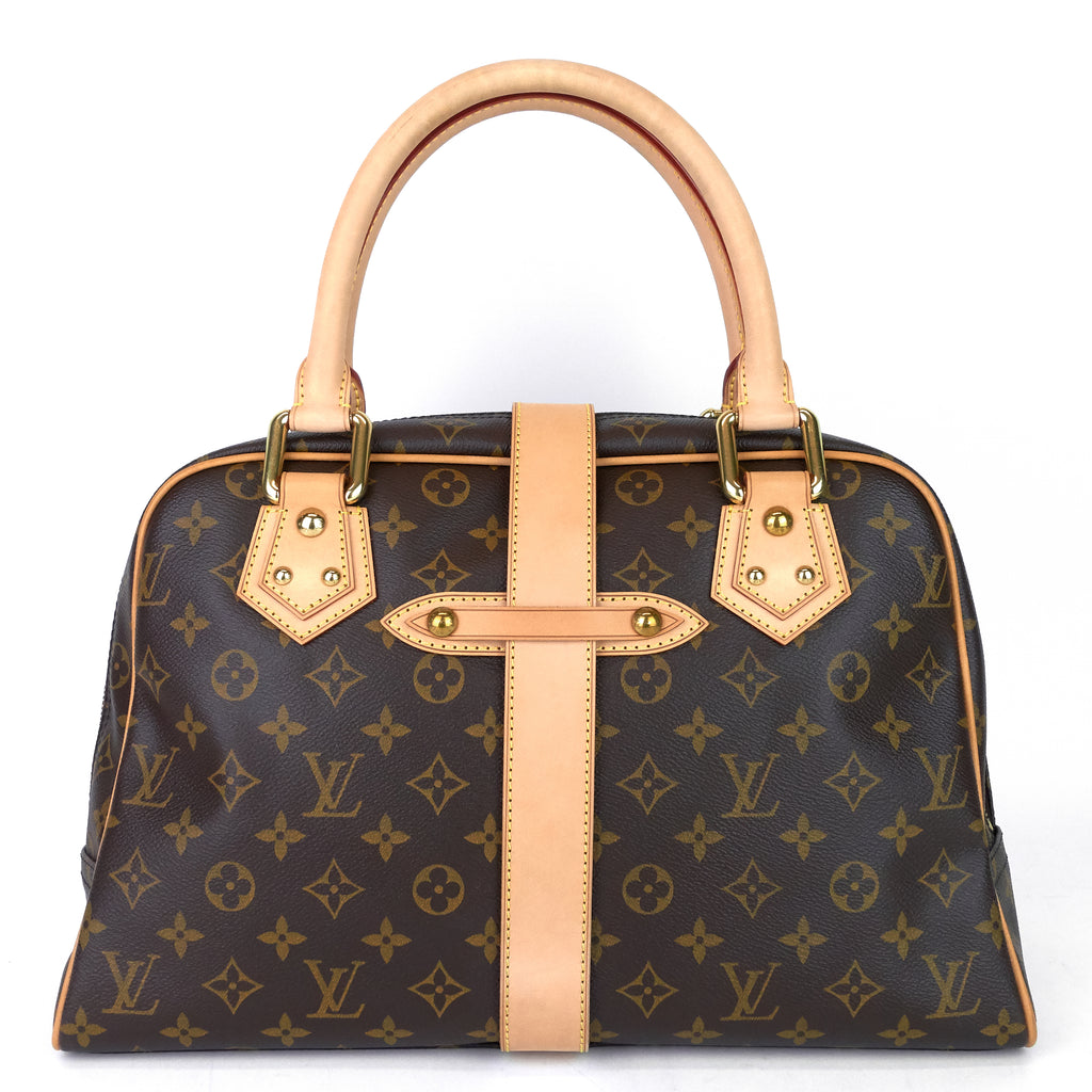 Manhattan GM Monogram Canvas Bag