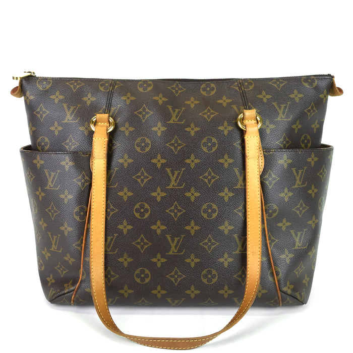 Totally MM Monogram Canvas Bag