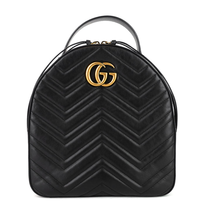 GG Marmont Matelasse Calf Leather Backpack