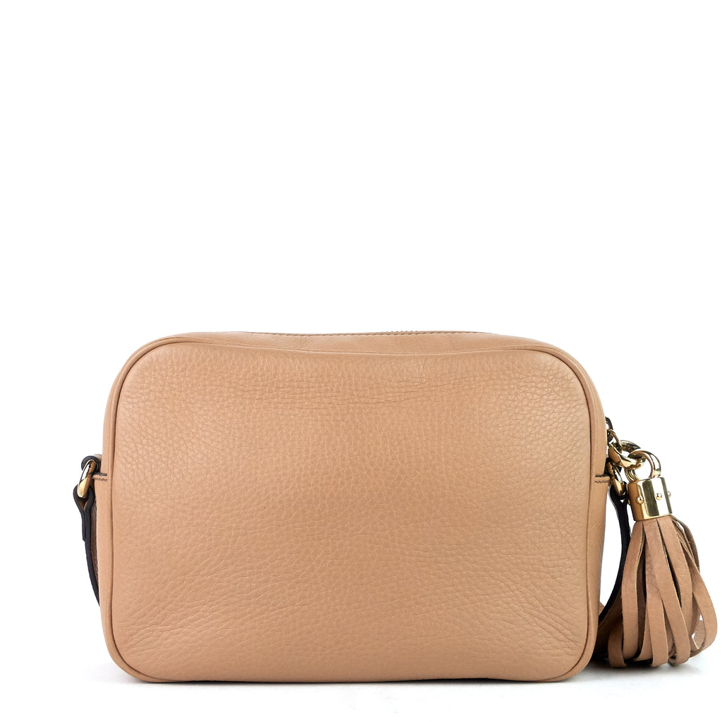 Soho Disco Crossbody Calf Leather Bag