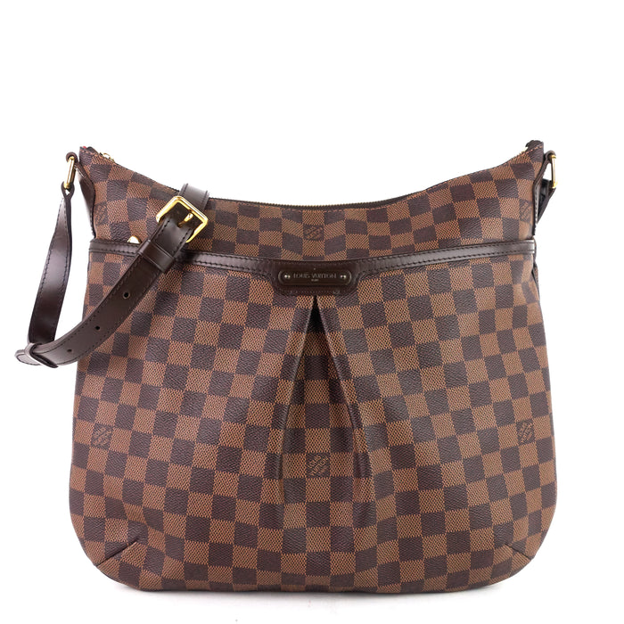 Bloomsbury GM Damier Ebene Canvas Crossbody Bag