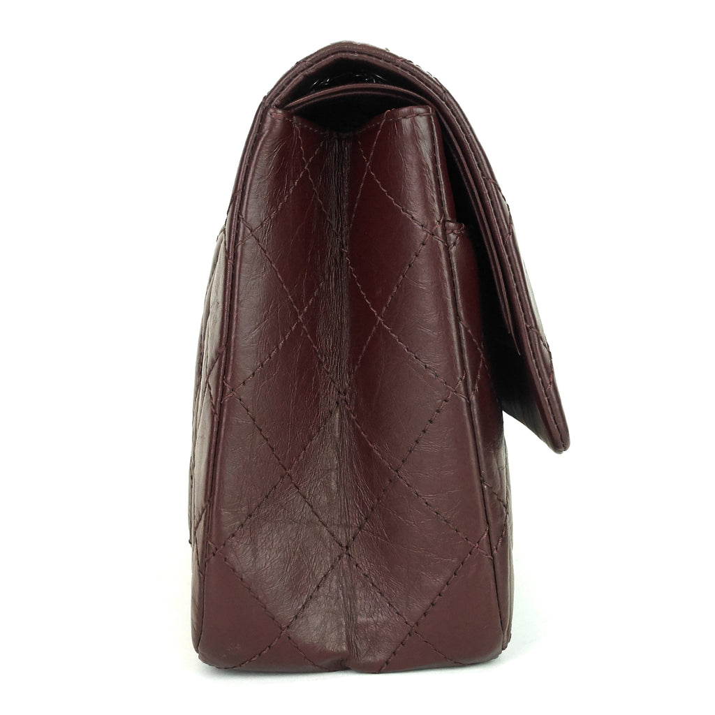 Reissue 2.55 227 Calf Leather Flap Bag