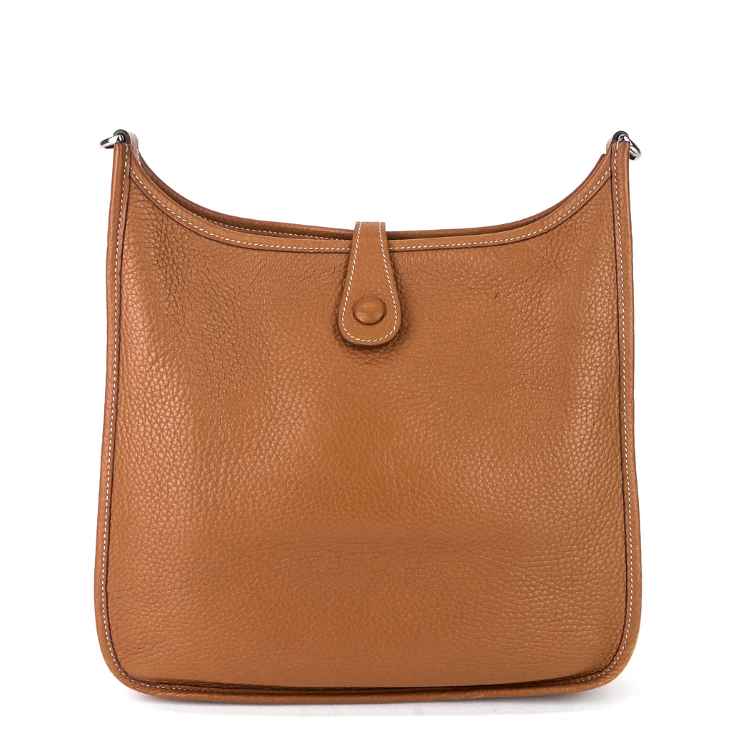 Evelyne I PM Togo Leather Bag