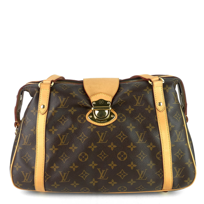 Stresa PM Monogram Canvas Bag