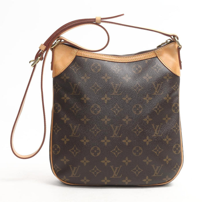 Odeon PM Monogram Canvas Shoulder Bag