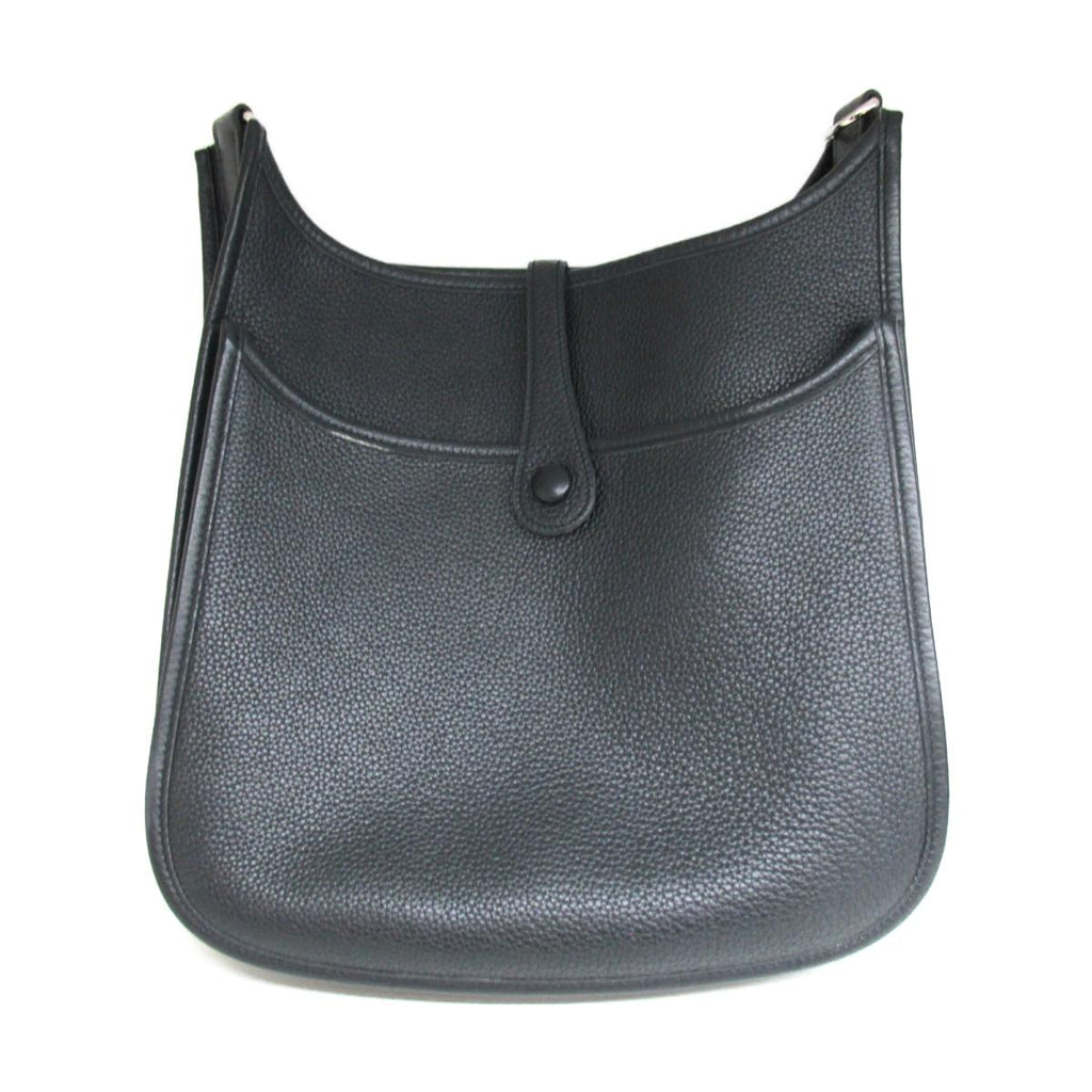 Evelyne II 29 Taurillon Clemence Leather Bag