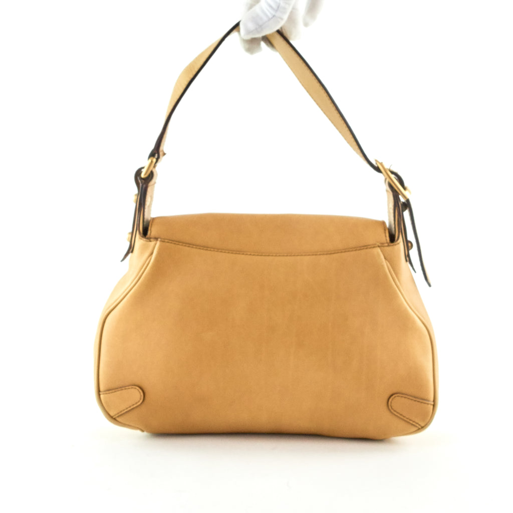Guccissima Leather Horsebit Bag