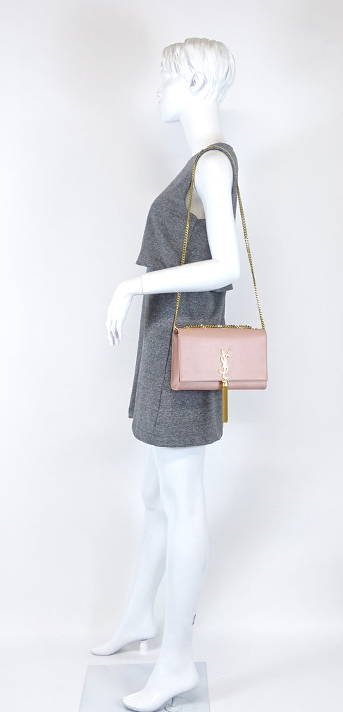 Kate Smooth Calfskin Leather Bag