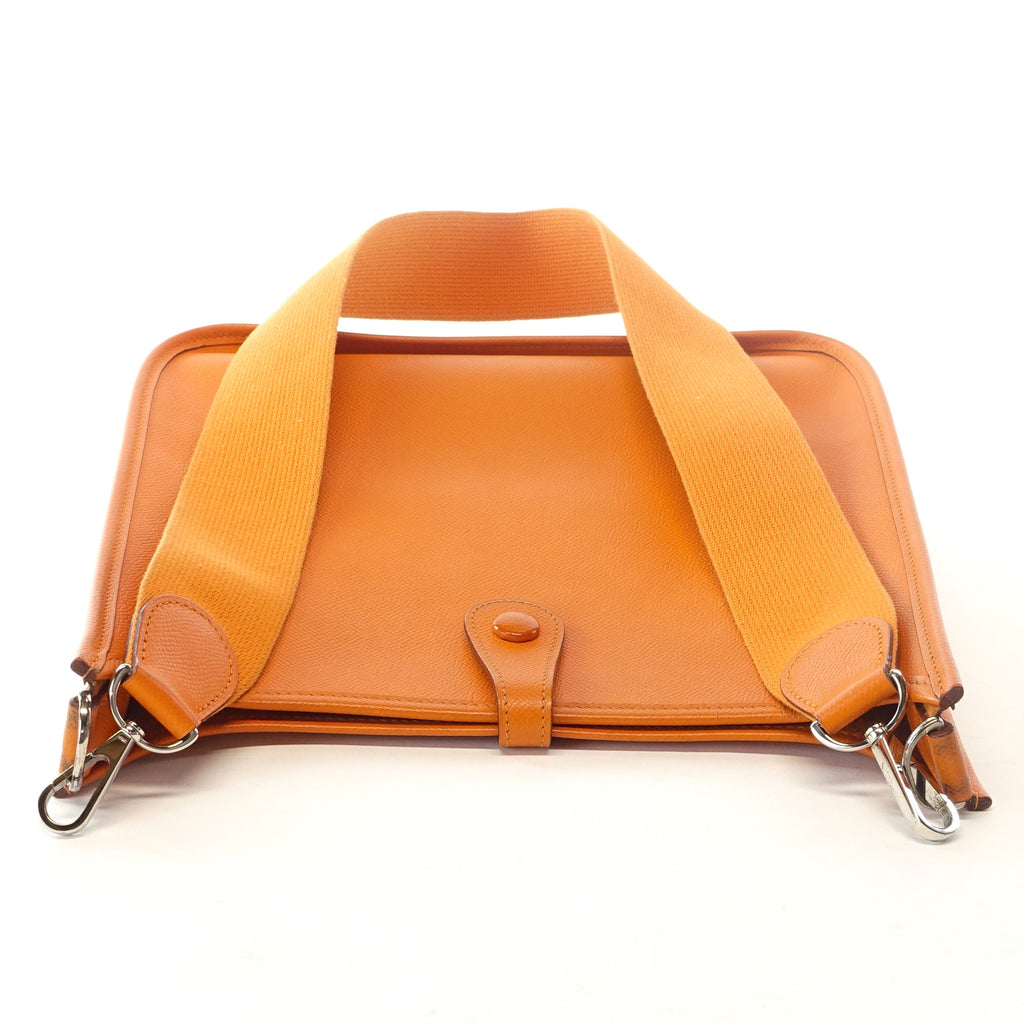 Evelyne I PM Epsom Leather Shoulder Bag