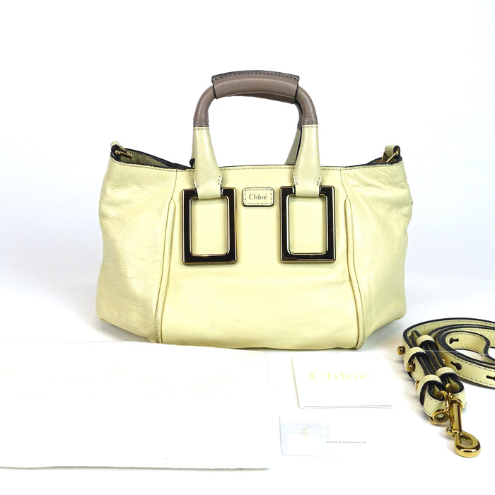 Ethel Leather Handbag
