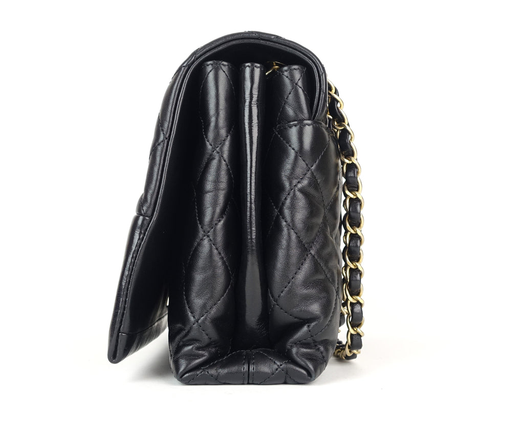 Soft Elegance Jumbo Calf Leather Bag