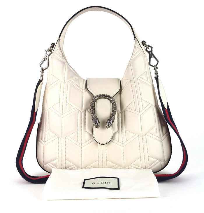 Dionysus Matalasse Leather Hobo Bag
