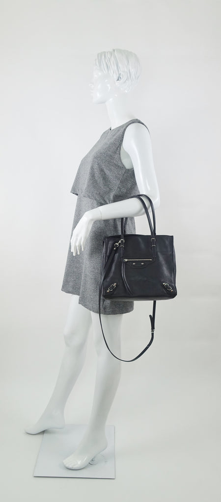 Papier Calf Leather Bag