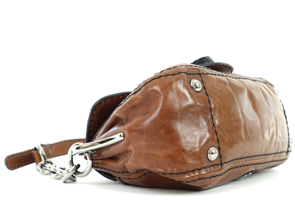 Palissandro Calf Leather Bag