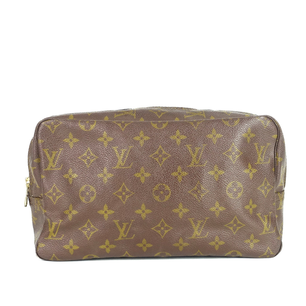 Trousse Toilette 28 Monogram Canvas Clutch Bag