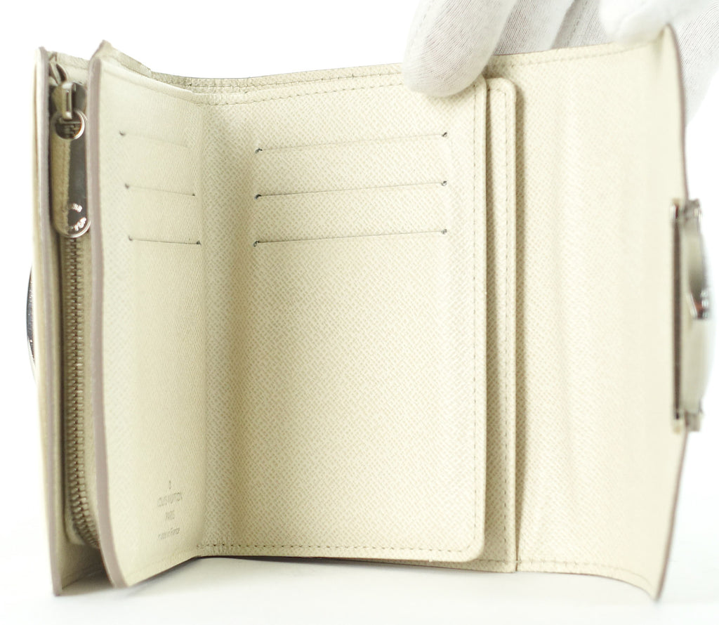 Joey Trifold Epi Leather Wallet