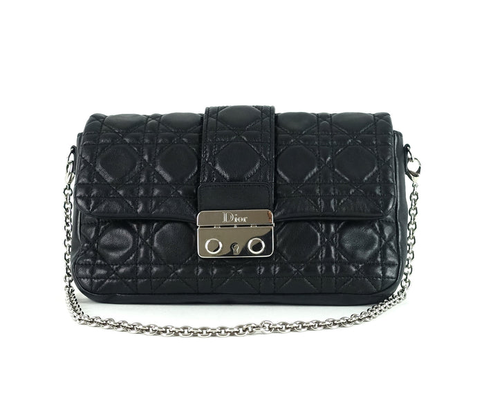Miss Dior Promenade Cannage Quilt Leather Bag
