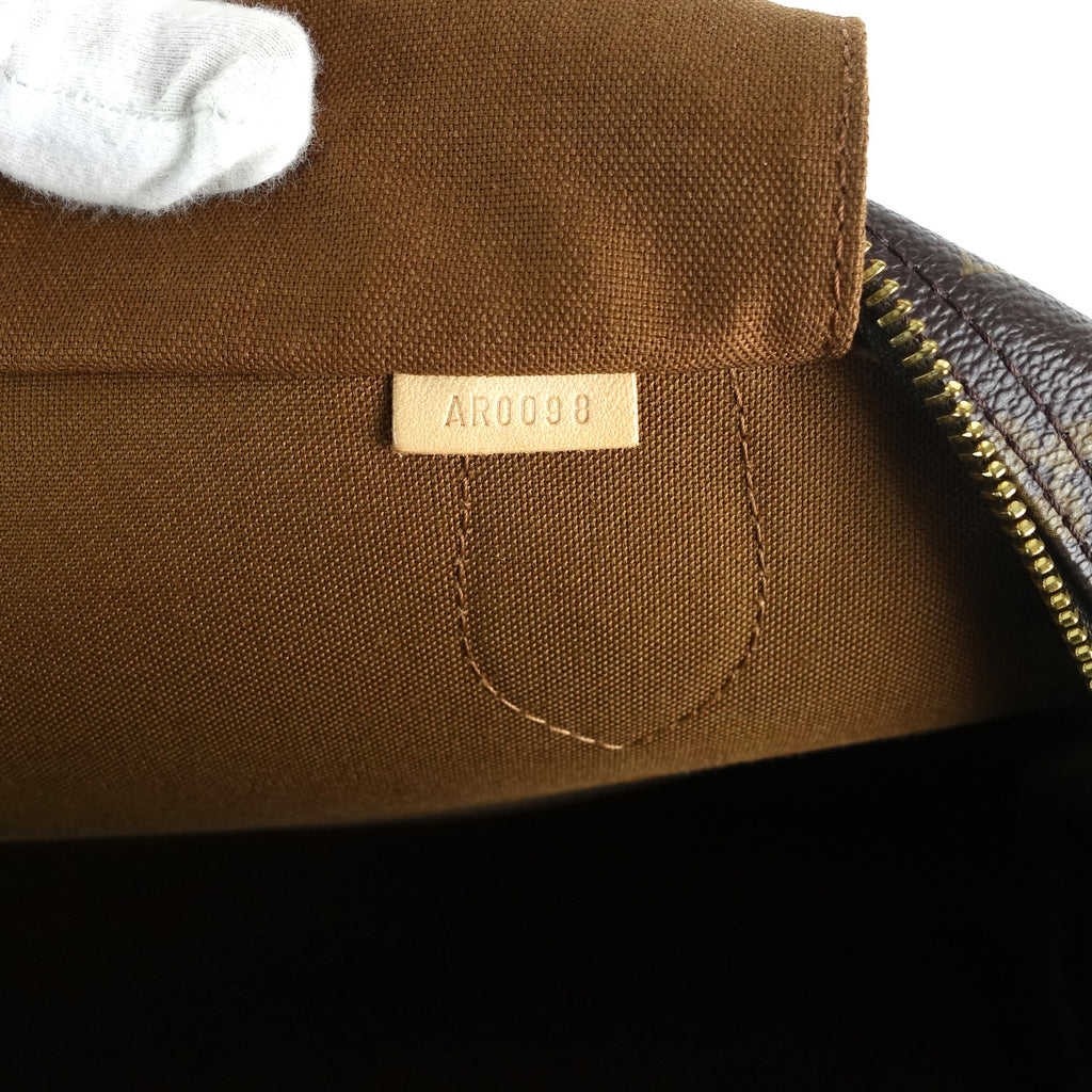 Montorgueil GM Monogram Canvas Bag
