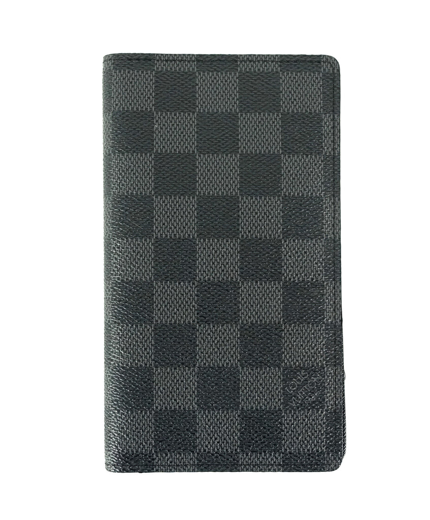 Damier Graphite Canvas Bifold Wallet