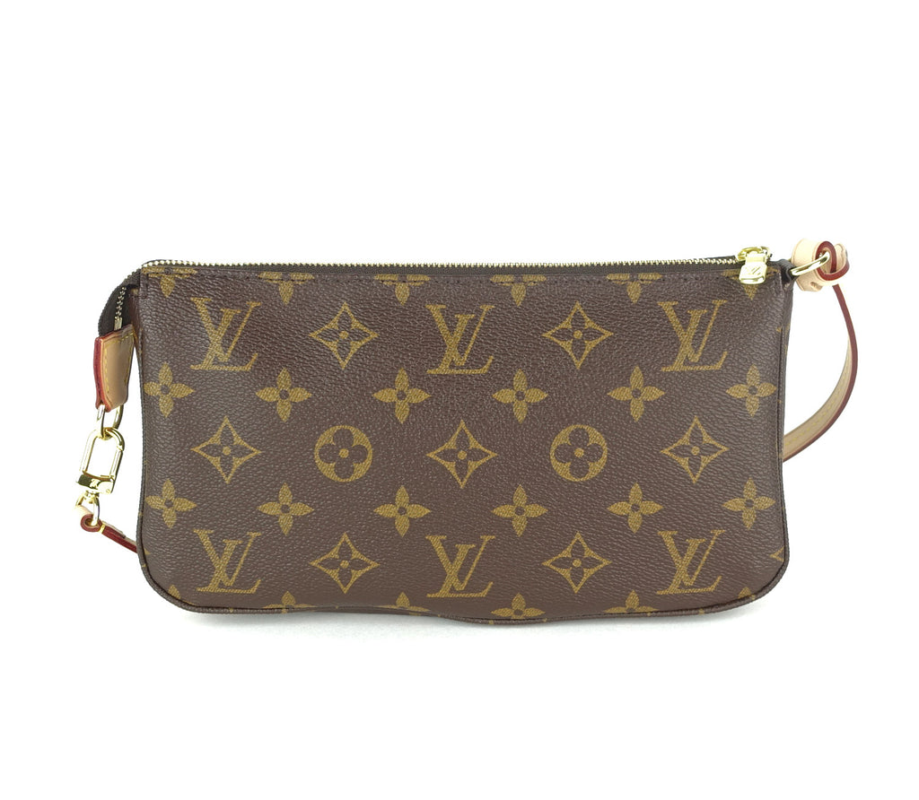 Pochette Accessoires NM Monogram Canvas Evening Bag