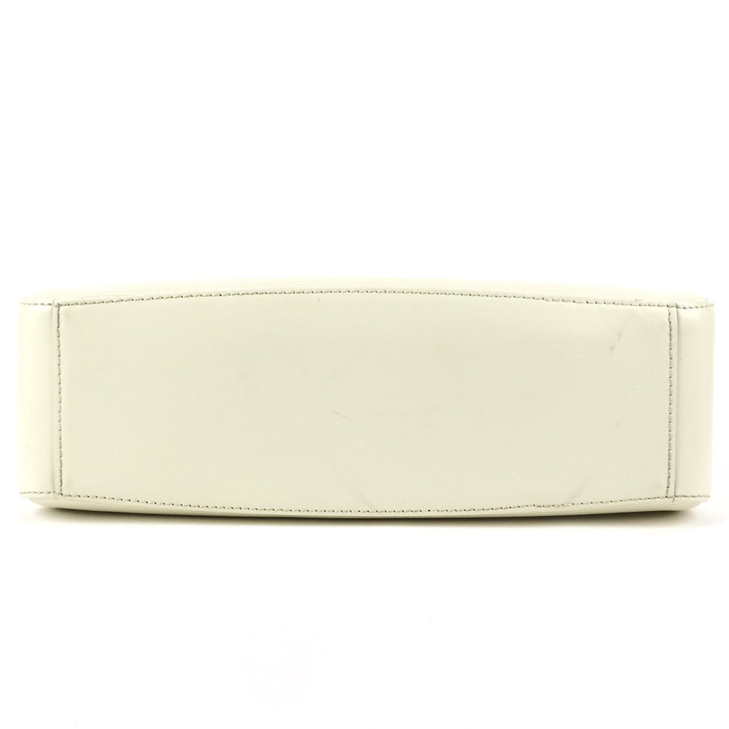 Jasmin Cream Epi Leather Handbag