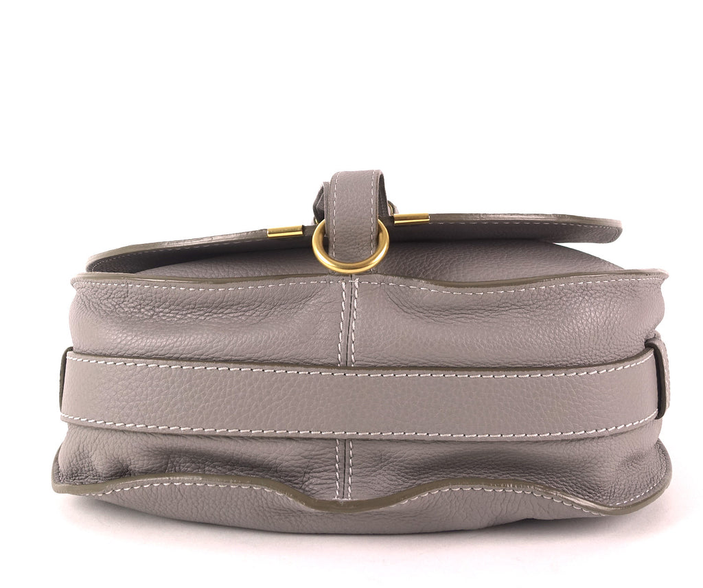 Marcie Medium Calfskin Leather Crossbody Bag