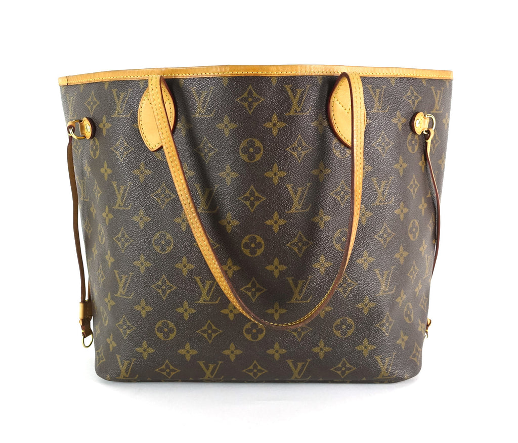 Neverfull MM Monogram Canvas Shoulder Bag