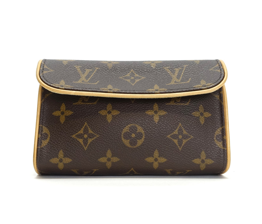 Pochette Florentine Small Monogram Canvas Waist Bag
