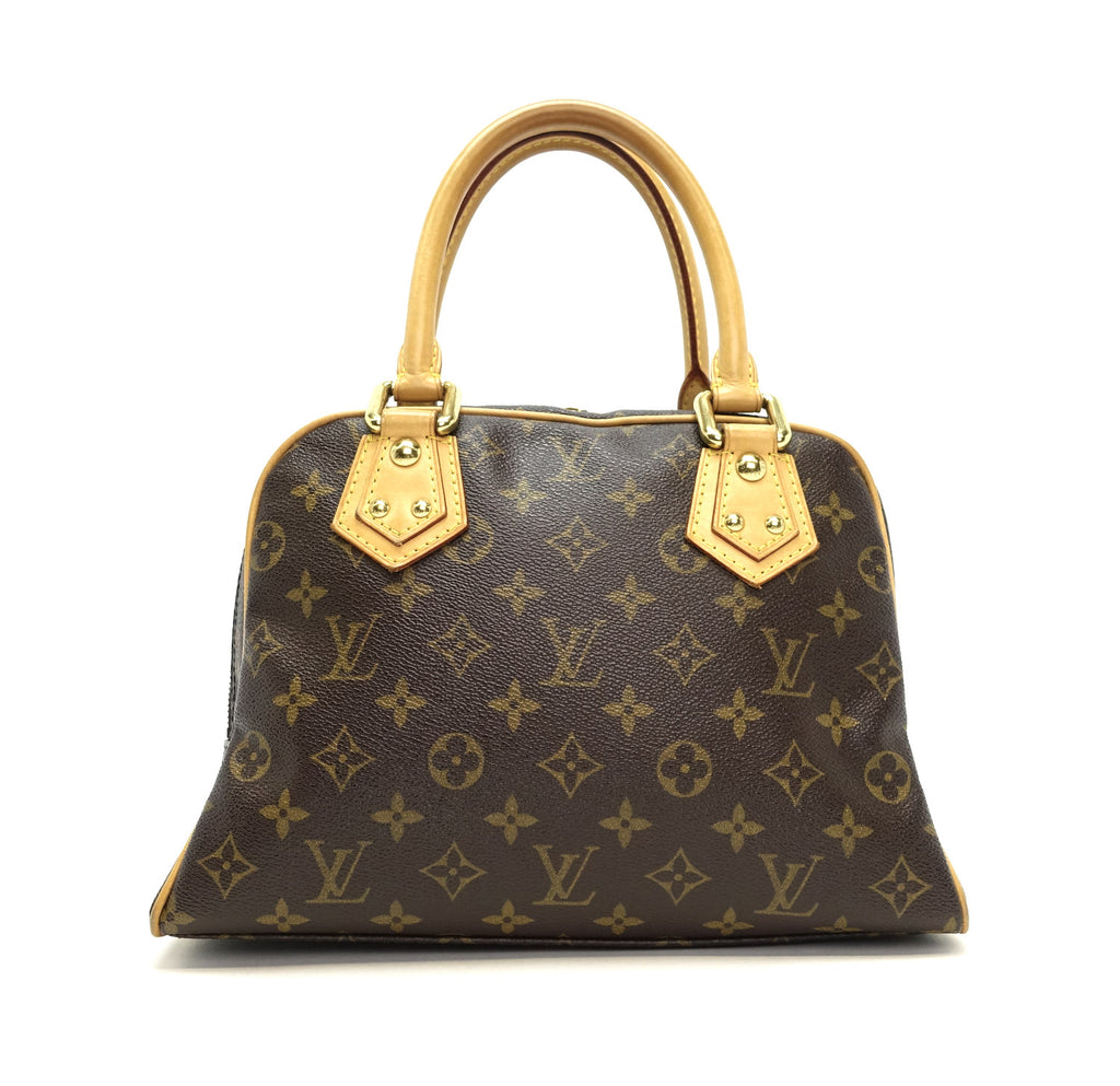 Manhattan PM Monogram Canvas Handbag