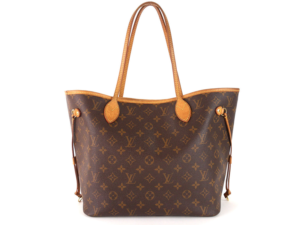 Neverfull MM Monogram Canvas Tote Bag