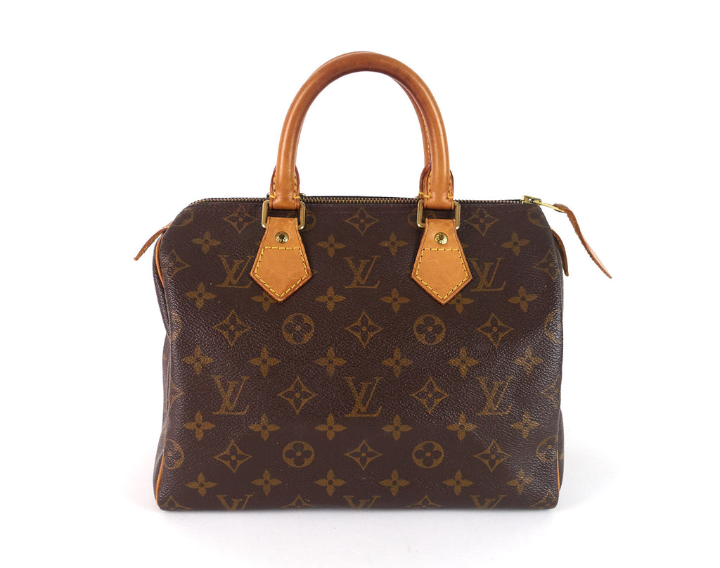 Speedy 25 Monogram Canvas Handbag
