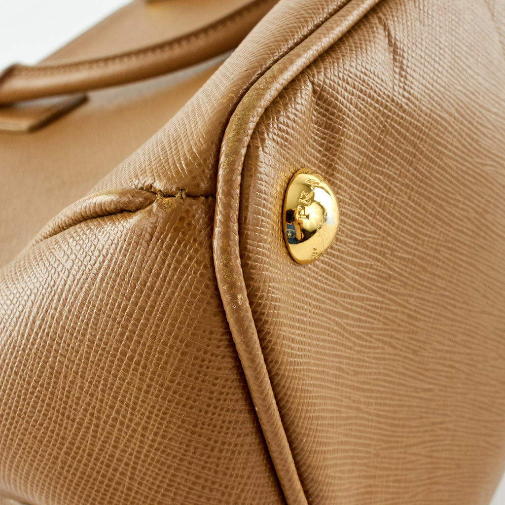 Galleria Saffiano Leather Tote Bag