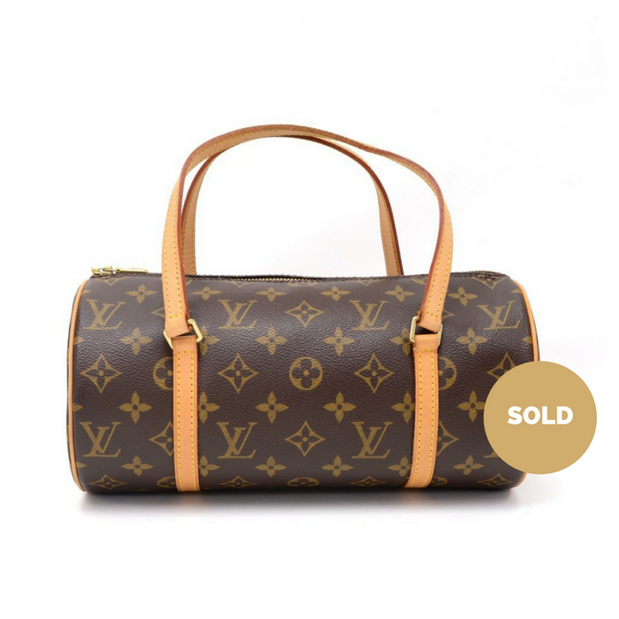 Louis Vuitton · Amfar Monogram Canvas Shoulder Bag · Papillon 27 Monogram  Canvas Handbag 4edef7b964d9e