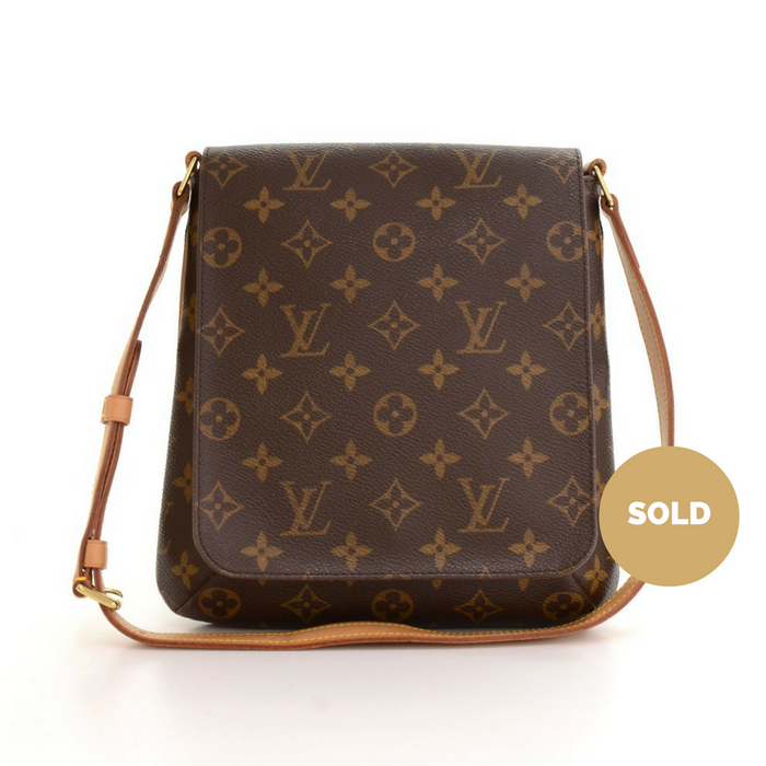 Louis Vuitton · Galliera PM Monogram Canvas Shoulder Bag · Musette Salsa Shoulder  Bag 76eed7d354a0c