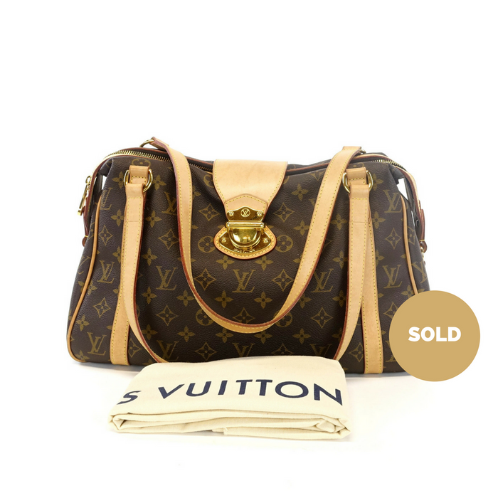 Louis Vuitton · Speedy Mini Sac HL Monogram Canvas Handbag · Stresa PM Shoulder  Bag c2aeb6934af5f