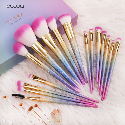 16 Piece Fantasy Brush Set