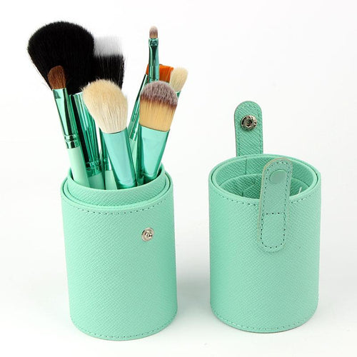 Professional Brush Set w/ Cup Holder Case