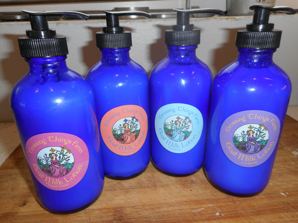 Goat Milk Body Lotion