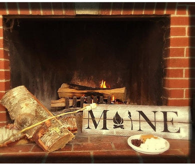 Maine: S'mores