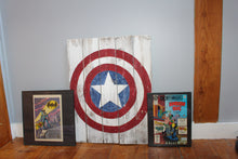 Captain America Sign