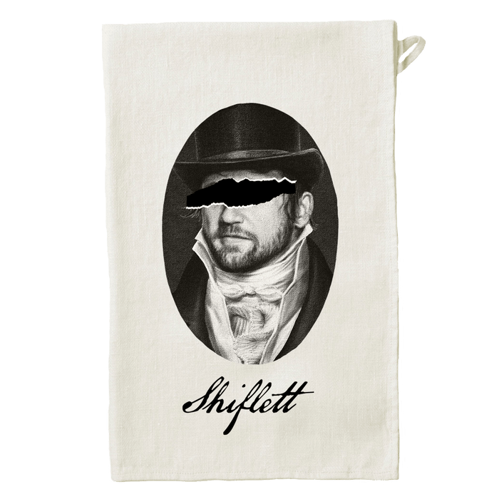 Shiflett Tea Towel - Foo Fighters